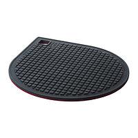 Подставка под горячее магнитн ИКЕА 365+ ГУНСТИГ красный, темно-серый