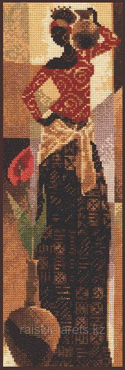 """Набор для вышивки крестом """"Грация"""" 10.001"""