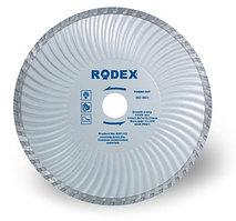 Алмазный Диск Сплошной Rodex Turbo 115x1,8х22,2 mm