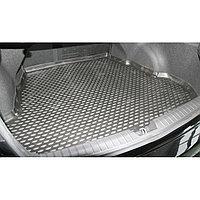 Коврик в багажник KIA Optima, 2011-> сед. (полиуретан)