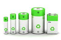 Радиостанции и эллементы питания (батарейки)