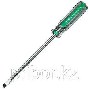 Отвертка шлицевая -5.0х200мм Pro'sKit 89115A