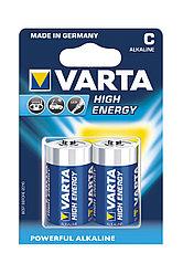 Батарейка Varta High Energy (С) LR14/343 BL2