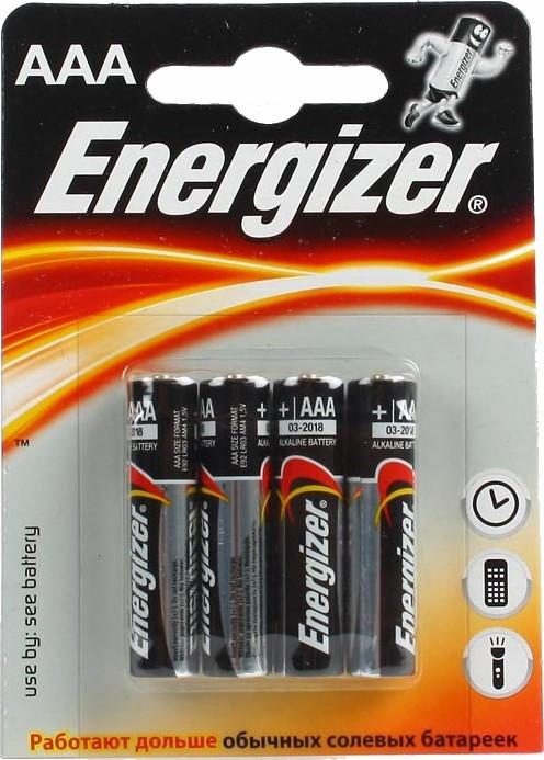 Батарейка Energizer AAA bat Alkaline Plus