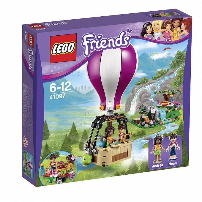 41097 Lego Friends Воздушный шар, Лего Подружки