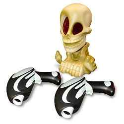 Игровой набор «Скелетончик Джонни» с двумя бластерами