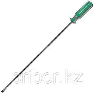 Отвертка шлицевая -6.0х250мм Pro'sKit 89117A