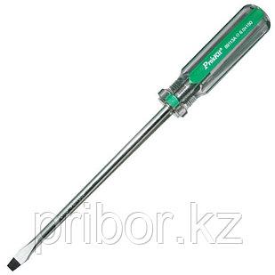 Отвертка шлицевая -6.0х150мм Pro'sKit 89113A