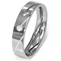 Мужское Стальное кольцо Respect Steel