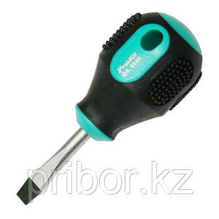 Отвертка шлицевая -6.0х40мм Pro'sKit 9SD-220A