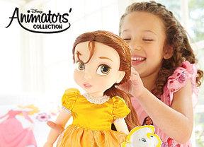 Куклы Disney Animators