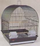 Клетка для средних попугаев, модель 1917, 40*40*46 см, золотая, фото 1