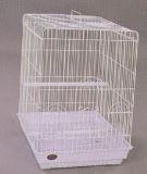 Клетка для средних попугаев, модель 1900, 40*40*59 см, крашенная, фото 1