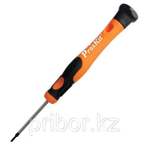 Отвертка крестообразная #1х150мм Pro'sKit SD-084-P7