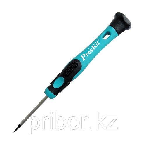 Отвертка шлицевая -1.6х50мм Pro'sKit SD-084-S2