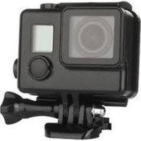 Аквабокс черного цвета для GoPro HERO 3/3+/4 (45М), фото 1