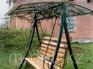 Скамейка садовая, садовая качеля, скамейка качеля Купить