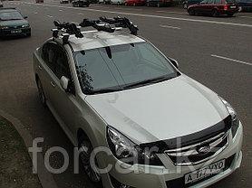 Багажник для перевозки велосипеда  на крыше Mont Blanc Barracuda (Швеция), фото 2