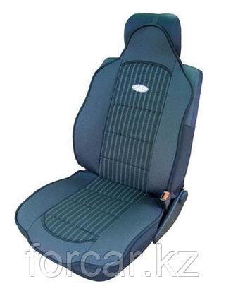 Накидки на передние сиденья Piton Sportseat 2 шт. (Болгария) черные, серые, бежевые, фото 2