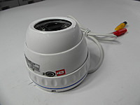 Купольная AHD камера видеонаблюдения H18W 700tvl