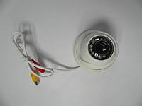 Купольная AHD камера видеонаблюдения H30W 700TVL