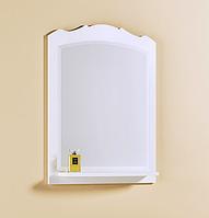 Зеркало Aqwella Art Deco 65(белое)