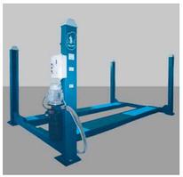 Четырехстоечный электрогидравлический подъемник П2-01МН