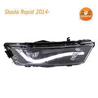 Дневные ходовые огни Skoda Rapid 2014-