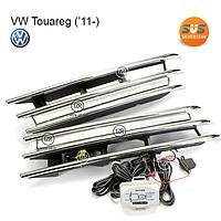 Дневные ходовые огни Volkswagen Touareg 11-