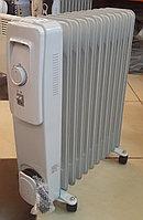 Радиатор масляный OR137-11 (2кBт) (для помещений до 22 м²), фото 1