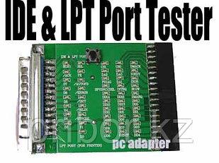 ST8687 Диагностическая плата для разьемов IDE&LPT