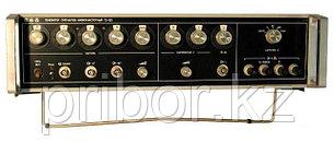 Г3-123 Генератор НЧ сигналов