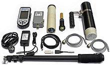 Дозиметр-радиометр поисковый с функцией идентификации МКС-РМ1403