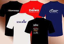 Фото, логотипы на футболках