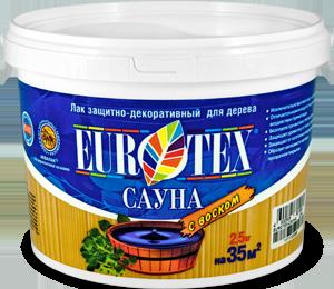 """""""Evrotex"""" Лак для сауны"""
