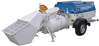 Бетононасос с дизельным двигателем PX 200 D