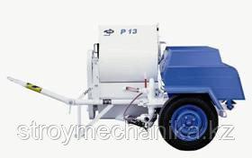 Штукатурно-смесительный агрегат Р13