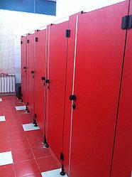 Как выбарть туалетные кабинки (сантехнические перегородки)?
