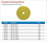 Алмазные круги для шлифования(черепашка) диаметром 100мм Rodex , фото 1