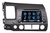 Штатное головное устройство Honda Civic