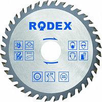 Диск по дереву Rodex 180x24Tx20mm