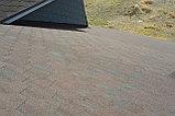Гибкая черепица RUFLEX Sota (Тёмный Шоколад), SBS (СБС) модифицированный битум, Гарантия 35лет! +770, фото 8