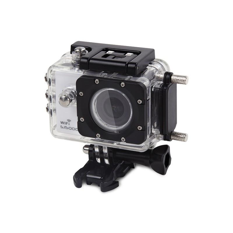 SJCAM® Аквабокс для SJ5000 с модулем подключения питания под водой