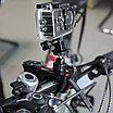 Эластичное крепление на руль/трубы для GoPro 5/4/3+/3/SJCAM/Xiaomi, фото 3