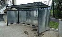 Площадки на 4 мусорных контейнера, фото 1