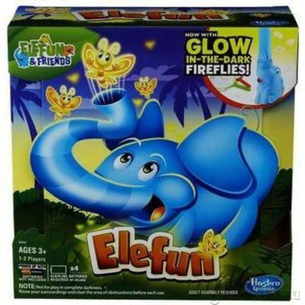 Hasbro games Элефан и Светлячки