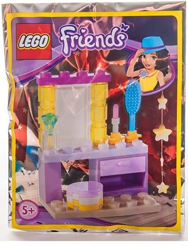 561502 Lego Friends Туалетный Столик