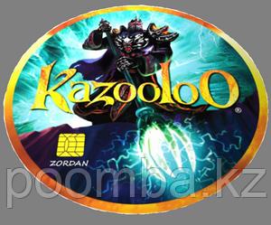 Игровая доска Kazooloo Zordan