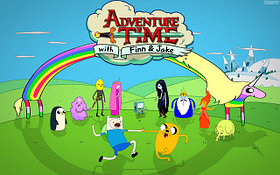 Adventure Time / Время приключений