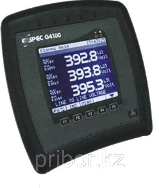 G4100 Elspec Дисплей Для анализаторов качества ЭЭ